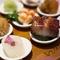 名シェフ脇屋氏プロデュースのメニューを、地元九州の食材で
