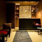 非日常的な空間を演出 まるでホテルのゲストルームのような空間
