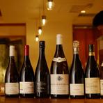 フランスの現在を伝えるワインのラインナップ
