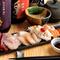 日本料理店で腕を磨いた料理人による本格料理を、リーズナブルに