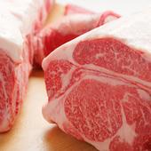 月に30頭しか出荷できない幻の赤身肉「尾崎牛」が食べられる