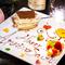 誕生日・記念日の方に特製デザートプレートをプレゼント