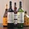 山梨県産をはじめ、ワインが常時10種類と豊富なラインナップ