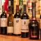 厳選ワインが勢揃い。気軽な普段使いから貸切パーティー利用まで
