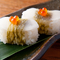 ここでしか味わうことのできない『亀戸大根寿司』