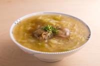 キャベツの甘さに着目した『春キャベツと桑名の蛤の煮込みそば』