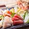 野菜、魚介など、その時期ならではの質の良いものを厳選