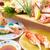 北海道直送 彩皿寿司なかなか