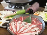 極上アグーカルビ(50g)・アグージューシー赤身肉(70g)・アグーソーセージ・自家製つくね・アグー餃子・島豆腐付国産野菜盛り・ライス(コシヒカリ)