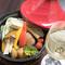 旬の味覚をそのままに。温野菜のバーニャカウダ