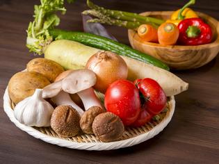 身体が喜ぶ、自然が育てた風味豊かな地元野菜