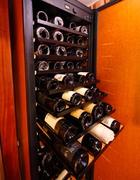 豊富なワインの数々が用意されています