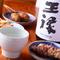 料理との相性を考えてセレクトした日本酒たち