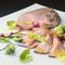 牛や豚などさまざまな種類が充実、選べるメインディッシュ『本日のお肉料理』