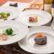 昼と夜、それぞれ異なるテイストに浸れるスコース料理全7品