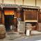 築100年を超える、明治期の建物をそのまま利用した京町屋