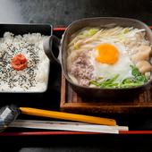 日本の古き良き時代を味わうことができる『文化定食』