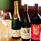 魚料理や和食との相性を考慮した約20種のワインをオンリスト