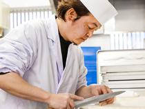 鮮度のよさと素材の旨さを引き出すべく、シンプルに調理