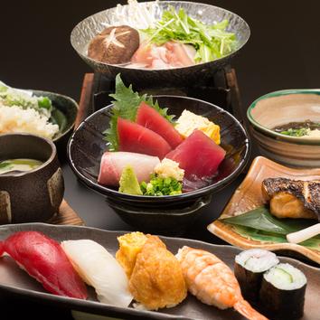 3000円コース(税込) 料理7品
