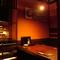 人数や用途に応じて幅広く対応可能な、リゾート感あふれる個室