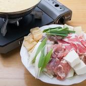 かつお出汁の和風カレースープとスパイスがクセになるおいしさ『カレー鍋』