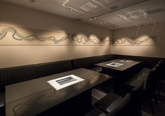 完全個室空間でご堪能!飲み放題込¥5.500コース