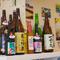 淡路島ならではの「千年一酒造」直送の日本酒や「あわぢビール」