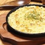 鉄板焼チーズリゾット