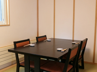 ご夫婦で、カップルで、ゆったりとお楽しみいただける個室を完備