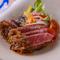 十勝産の彩美(さいみ)牛を使用『彩美牛ヒレ和風ステーキ』