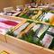 日本津々浦々から選りすぐりを揃えた彩り豊かなネタ