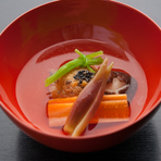 長い禅の伝統が生んだ味わいの『精進椀』