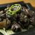 宮崎地鶏と荀菜 とり神楽 淀屋橋