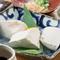 手作りの寄せ豆腐(冷)