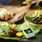 季節の食材でおくる『本日のコース料理』
