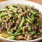 「香港橄欖菜」で味付けした『インゲンと豚ひき肉の炒め飯』