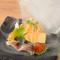 自家製の食材&旬の素材を燻製にした『スモーク盛合せ』