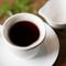 ミカド珈琲の豆を使用、丁寧に入れたホットコーヒー