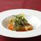 金目鯛とセップ茸の包み焼き
