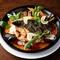 トマトソースの酸味と魚貝ダシの旨みが絶妙に合わさった『直送鮮魚の濃厚ブイヤベース』