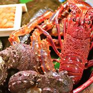 バラエティーに富んだ味わい。鮮魚を使った『漁理長おまかせ漁理』