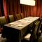9階フロア特別個室は接待やお顔合わせ等大事なお食事の席に最適