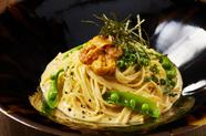 日本の風味と季節を感じていただけます。『築地直送の鮮魚で造る、カルパッチョを盛り合わせで』