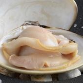 季節の旬の食材を厳選『国産天然地蛤焼』