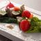 季節ごとの野菜でつくる『島原野菜のお浸し いろいろ』