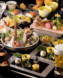 天草や島原の旬の食材を使用、会社のご宴会や普段使いにもご利用ください