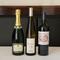 変幻自在なコースに合わせるバラエティ豊かなワイン