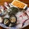 瀬戸内産の新鮮で上質な魚介類を、毎日入荷