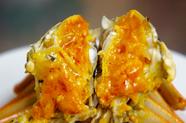 上海蟹の姿蒸し(メスLLサイズ200g前後)3Lオス